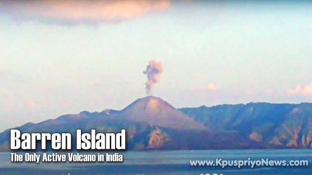 Havelock Island - Barren Island