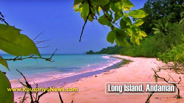 Havelock Island - Long Island