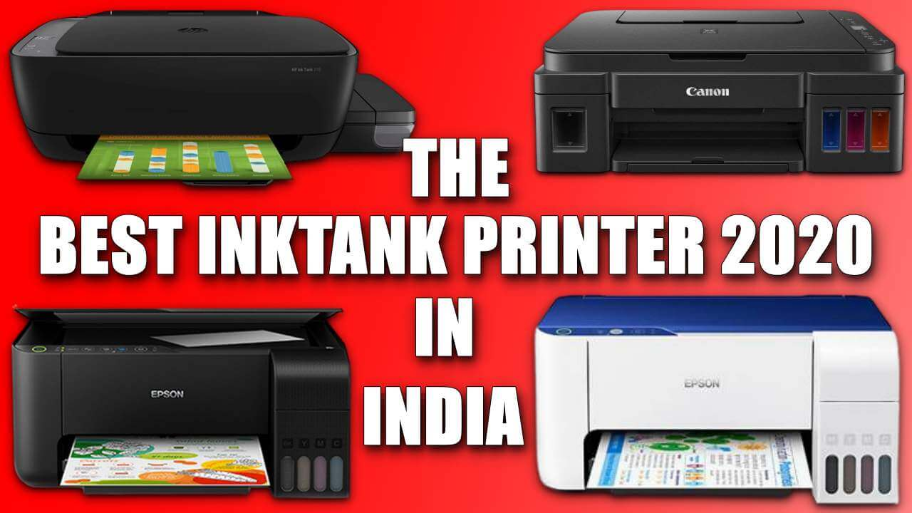 Best InkTank Pinter