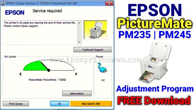 Epson-PM235-PM245-Adjustment-Program